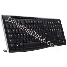 Jual Wireless Keyboard LOGITECH K270 [920-003057]